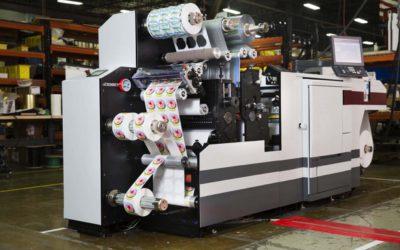 Recursos de conversão de multi camadas em impressoras digitais
